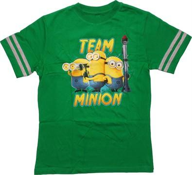 Despicable Me Team Minion Youth T-Shirt