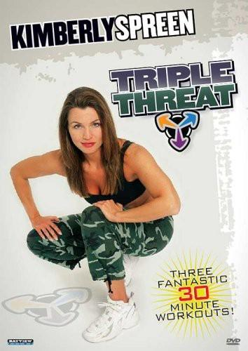 Triple Threat: Cardio Kickboxing/Functional Power/Flow, , small