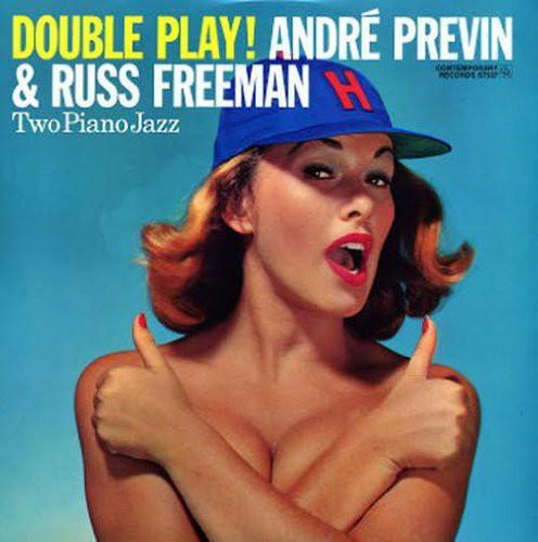 Andre Previn & Russ Freeman - Double Play