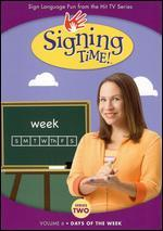 Signing Time!: Series Two, Vol. 6 - Days of the Week