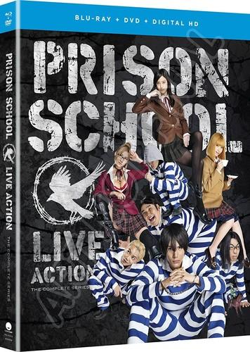 Prison School: Live Action - The Complete Series [Blu-ray]