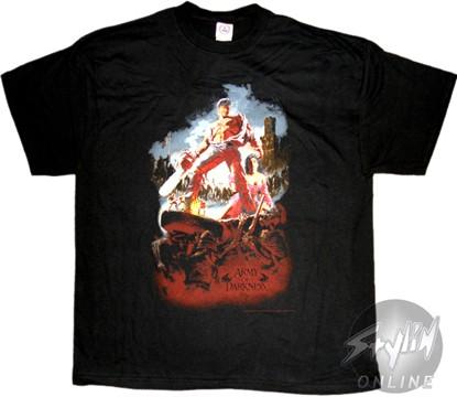 Army of Darkness Heap T-Shirt