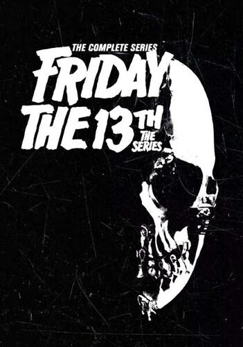 Friday the 13th: The Series - The Complete Series [17 Discs]