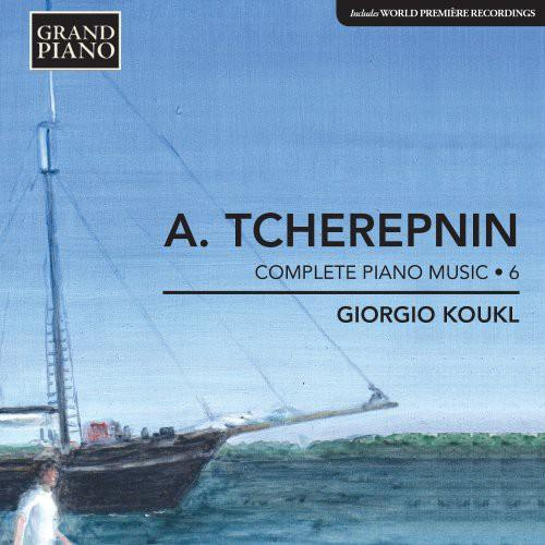 Tcherepnin - Comp Piano Works Vol 6