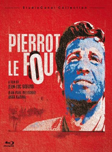 Pierrot le Fou [Blu-ray], , small