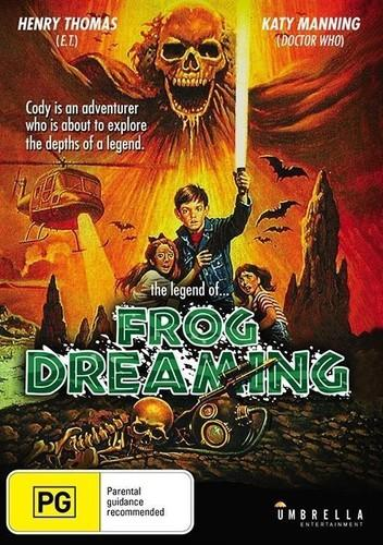 Legend of Frog Dreaming, , small