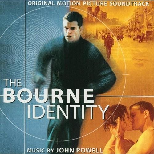 Various Artists - The Bourne Identity (Original Motion Picture Soundtrack)