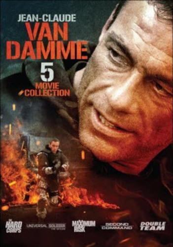 Jean-Claude Van Damme: 5 Movie Collection [2 Discs], , small