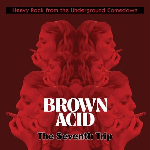 Various Artists - Brown Acid: The Seventh Trip