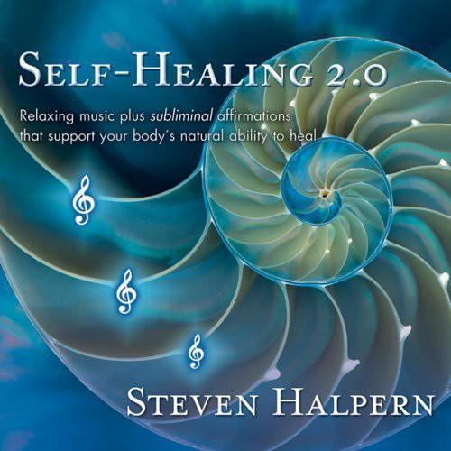 Steven Halpern - Self-Healing 2.0, , small