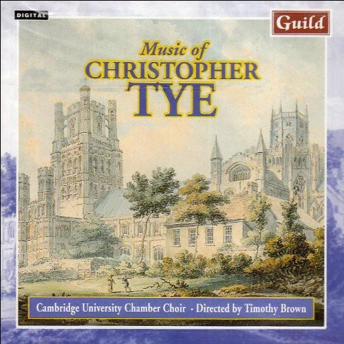 Timothy Brown - In Pace in Idipsum: Music of Christopher Tye
