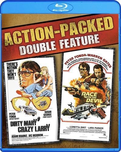 Dirty Mary, Crazy Larry/Race with the Devil [Blu-ray]