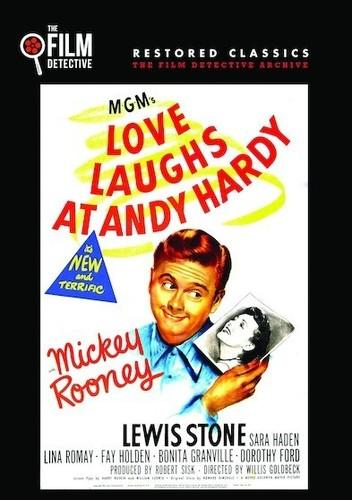 Love Laughs at Andy Hardy, , small