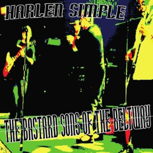 Harlen Simple - Bastard Sons of the Beltway, , small