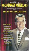 Best of Broadway Musicals: Original Cast Perfomances From the Ed Sullivan Show, , small