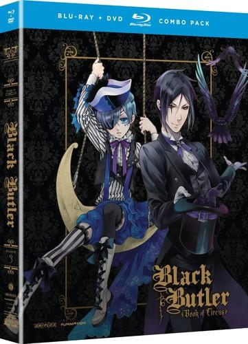 Black Butler: Book of Circus - Season Three [Blu-ray] [4 Discs]
