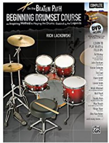 On the Beaten Path: Beginning Drumset Course - Complete [With Book]