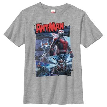 Ant-Man Art Collage Youth T-Shirt