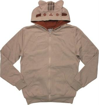 Pusheen the Cat Costume Hoodie