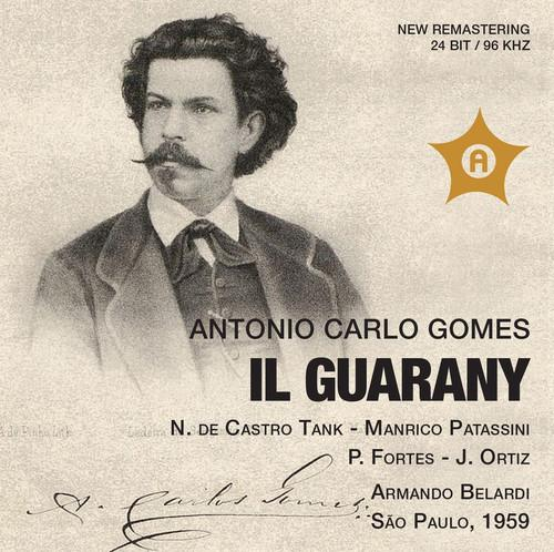 Antonio Gomes Carlo - Il Guarany: Tank Patassini, , small