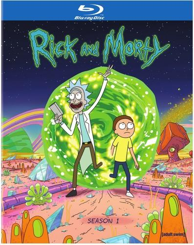 Rick and Morty: The Complete First Season [Blu-ray]