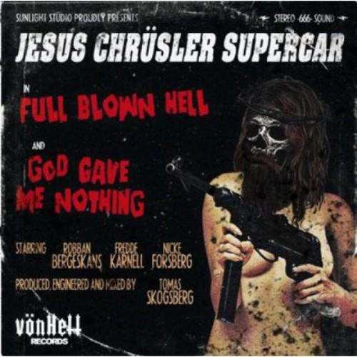 Jesus Chrüsler Supercar - Full Blown Hell, , small