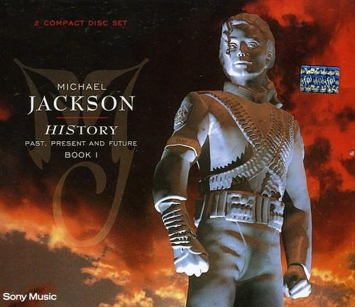 Michael Jackson - HIStory: Past, Present and Future, Book I