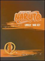 Naruto Uncut Box Set, Vol. 1 [3 Discs]
