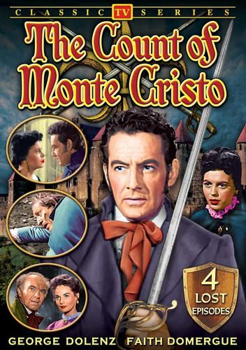 The Count of Monte Cristo: 4 Lost Episodes - New on DVD | FYE