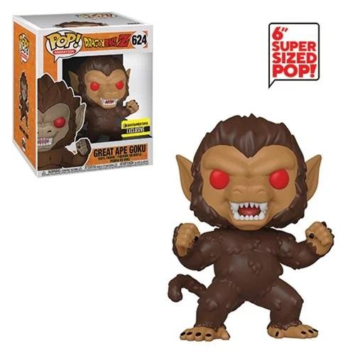 Funko Pop!: Dragon Ball Z - Great Ape Goku [Entertainment Earth Exclusive 6-inch]