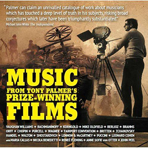 Tony Palmer - Music from Tony Pamer's Prize Winning Films