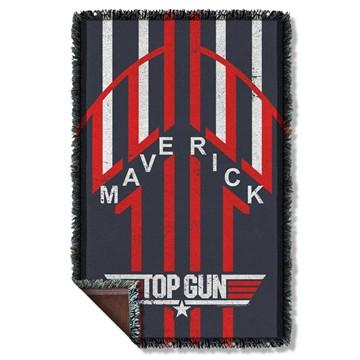 Top Gun Maverick Throw Blanket