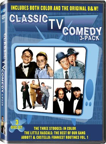 Classic TV Comedy 3-Pack [3 Discs]