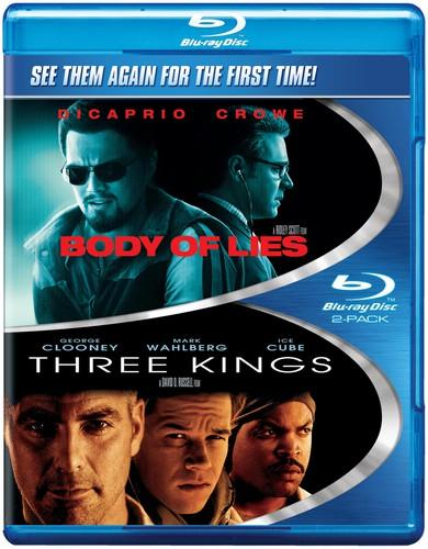 Body of Lies/Three Kings [2 Discs] [Blu-ray]