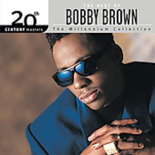 Bobby Brown - 20th Century Masters: The Millennium Collection: The Best of Bobby Brown