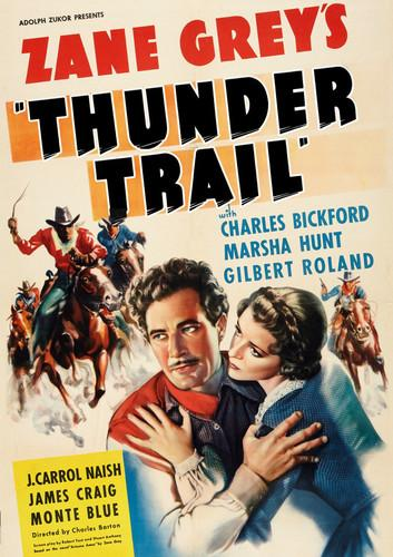 Thunder Trail, , small