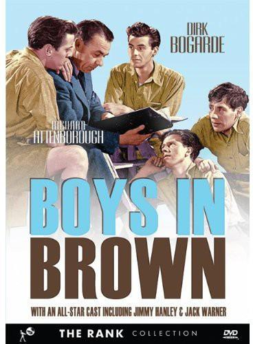 Boys in Brown, , small