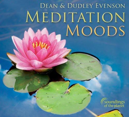 Dudley Evenson - Meditation Moods, , small