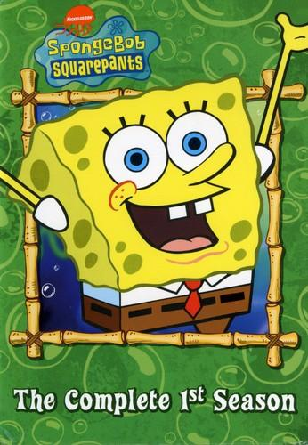 SpongeBob SquarePants: The Complete 1st Season [3 Discs]