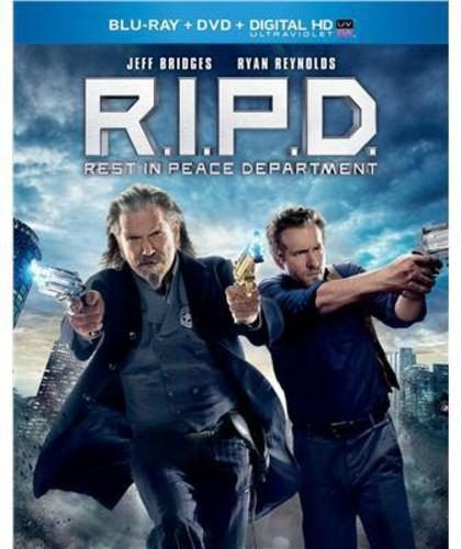 R.I.P.D. [2 Discs] [Includes Digital Copy] [UltraViolet] [Blu-ray/DVD]