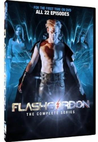 Flash Gordon: The Complete Series [4 Discs]