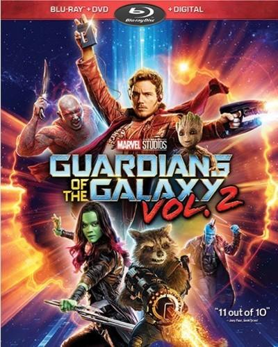 Guardians of the Galaxy Vol. 2 [Includes Digital Copy] [Blu-ray/DVD]