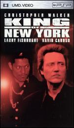 King of New York [Blu-ray], , small