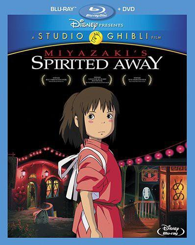 Spirited Away [Blu-ray/DVD] [2 Discs], , small