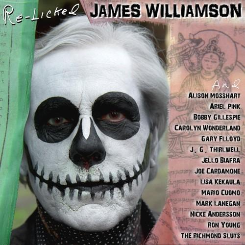 James Williamson - Re-Licked