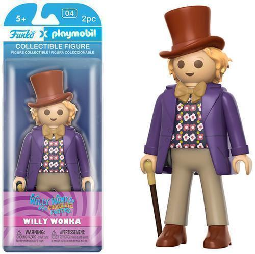 Funko Playmobil: Willy Wonka Willy Wonka