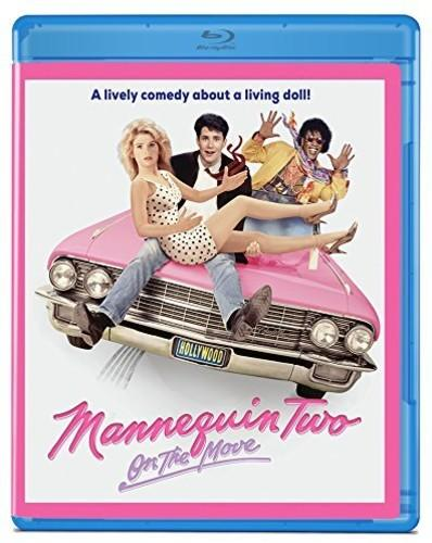 Mannequin Two: On the Move [Blu-ray]