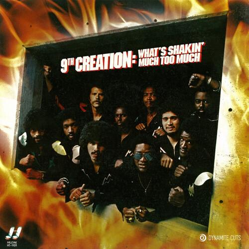 9th Creation - What's Shakin