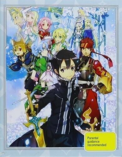 Sword Art Online II: Part 4 [Limited Edition] [Blu-ray]