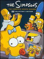 Simpsons: The Complete Eighth Season [Collector's Edition] [4 Discs]